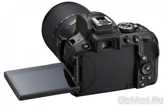 �������� Nikon D5300 ������� DX � Wi-Fi � GPS