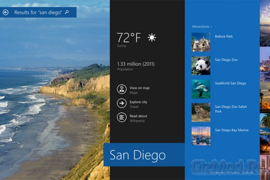 ����������� ����� Windows 8.1