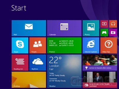 Windows 8.1 набирает обороты