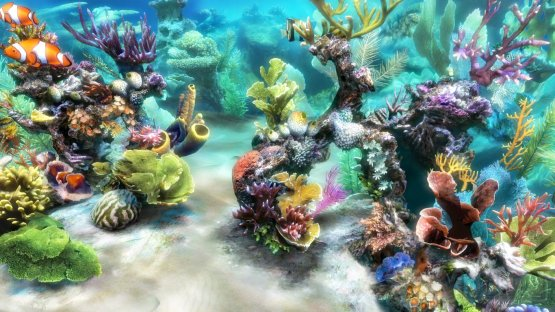 Sim Aquarium 3 Premium - аквариум в мониторе