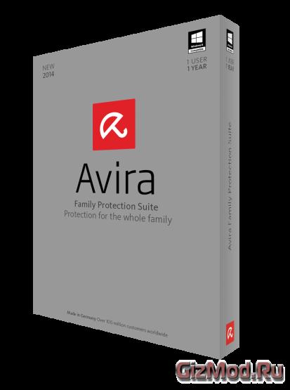 Avira Family Protection 14.0.1.719 - комплексная защита