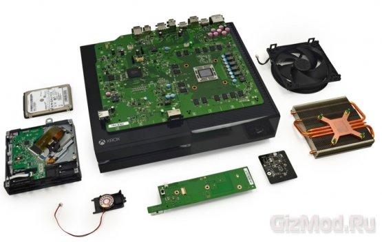 iFixit ����������� Xbox One
