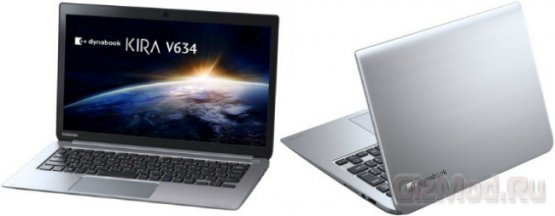 Toshiba переплюнула MacBook Air 2013