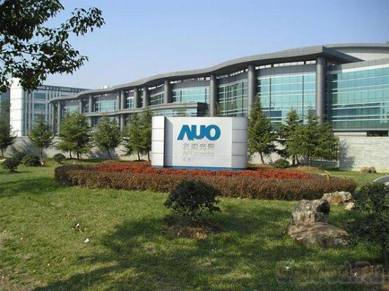 AU Optronics ������� ��������� Ultra HD ������