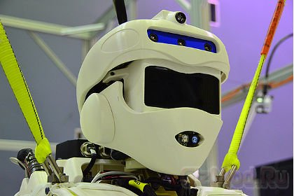 Робот-гуманоид Valkyrie