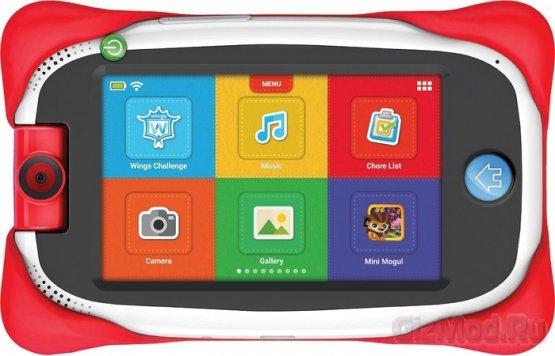 Что планшет может дать детям