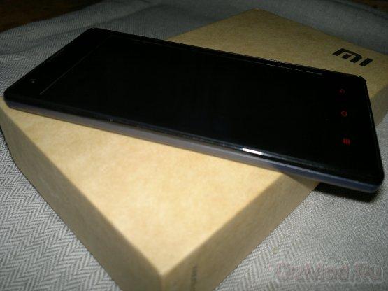 Обзор смартфон Xiaomi Red Rice