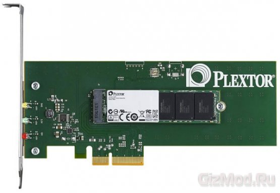 """�������������"" SSD Plextor M6e"