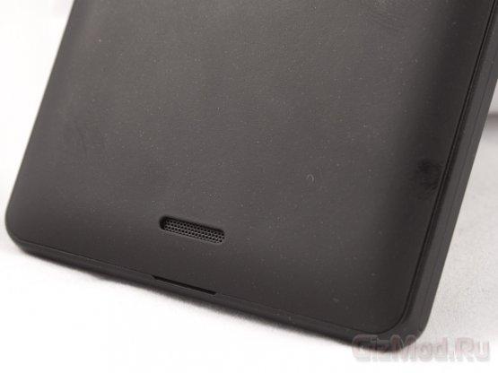 Обзор смартфона Sony Xperia ZR