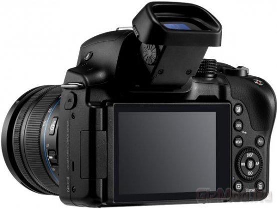 Ценник и старт продаж камеры Samsung NX30
