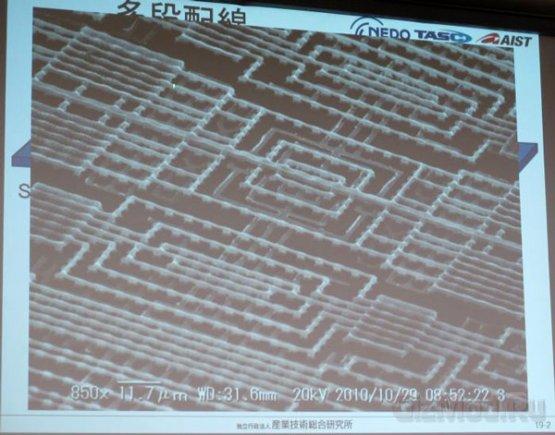 Композит меди и нанотрубок превосходит обычный проводник