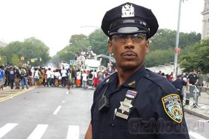Google Glass на вооружении полиции Нью-Йорка
