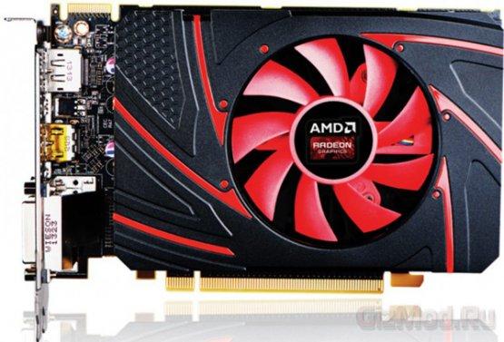 3D-����� AMD Radeon R7 250X