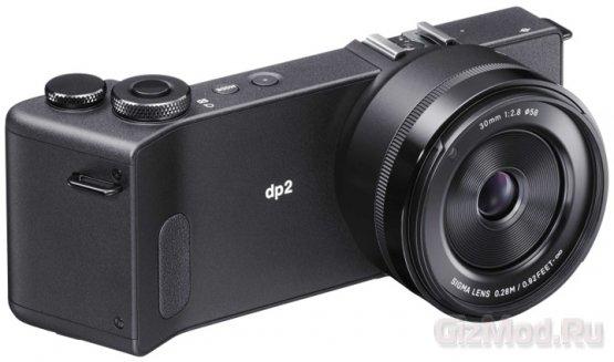 Вытяннутые камеры Sigmadp Quattro