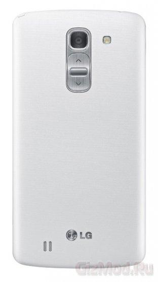 Представленный LG G Pro 2 отзывается на стук