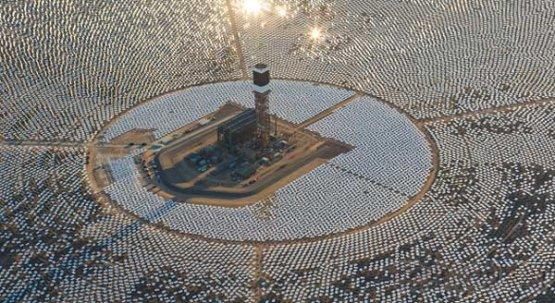 Запущена солнечная электростанция мощностью 392 МВт