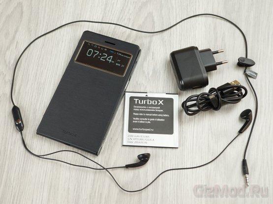 Обзор смартпэда Turbo X6 Z