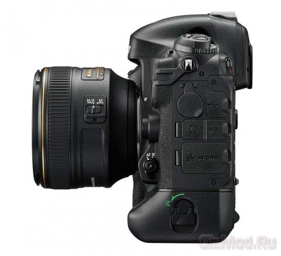 ����������� �������� Nikon D4S