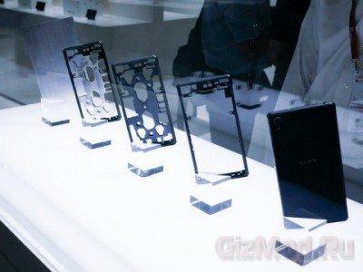 Sony Xperia Z2 подвергся измерению попугаями