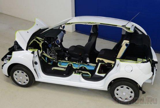������ ���������� Peugeot �� ������ �������