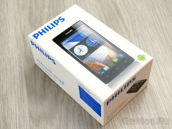 ����� ���������� ��������� Philips W3500