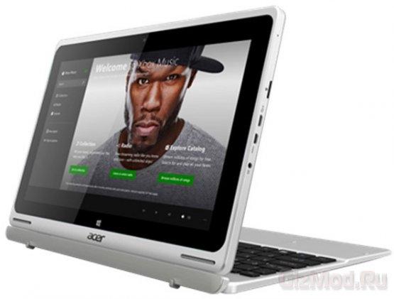 Aspire Switch 10 - Windows-����������� �� Acer