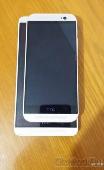 HTC All New One: ����� � �����