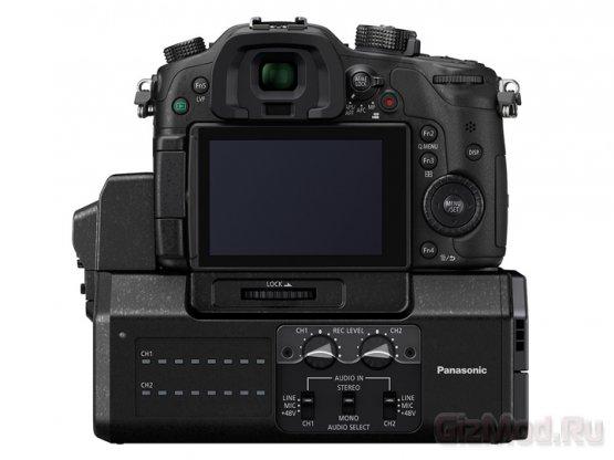 $1700 за Panasonic Lumix DMC-GH4 с поддержкой 4K