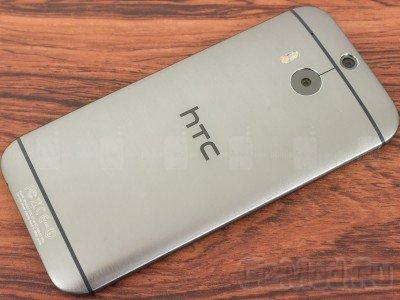 HTC One (M8) ������� ������������ � ����������
