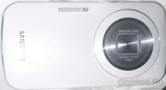 """Засветилася"" на фото Samsung Galaxy S5 Zoom"