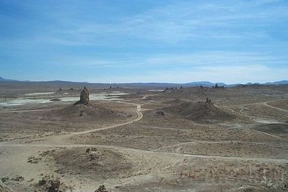 Пустыни поглащают углекислый газ