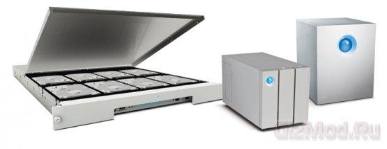 Intel добавила Networking в Thunderbolt 2