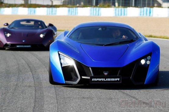 Marussia Motors �����������