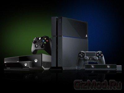 Xbox One �� ������� PlayStation 4
