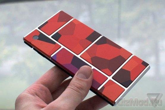 Модульные смартфоны Ara станут доступны в январе 2015