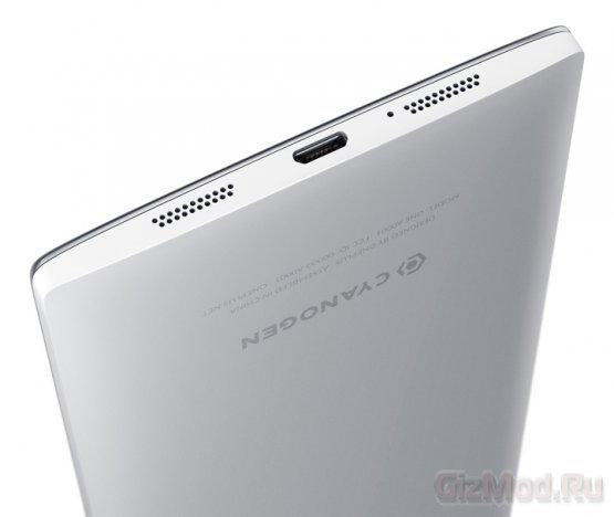 Представлен OnePlus One с прошивкой CyanogenMod 11S