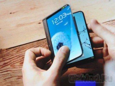 Galaxy S6 и Note 5 выйдут с гибкими дисплеями
