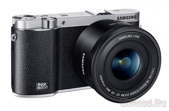 Samsung ������������ ����������� NX3000