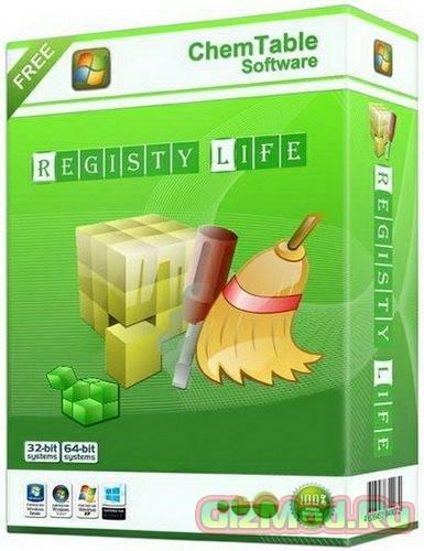 Registry Life 1.71 - очистка реестра от мусора
