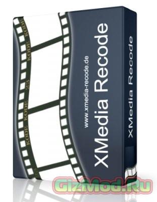 XMedia Recode 3.1.8.3 - хороший конвертер для Windows