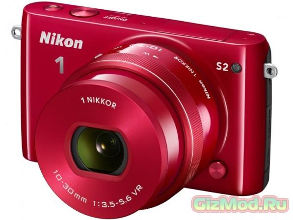 Представлена беззеркалка Nikon 1 S2