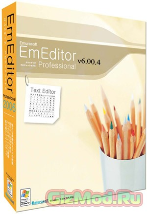 EmEditor 14.4.4 - ��������� ��������� �������� ��� Windows
