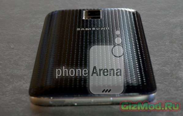 Samsung's Galaxy S5 Prime?