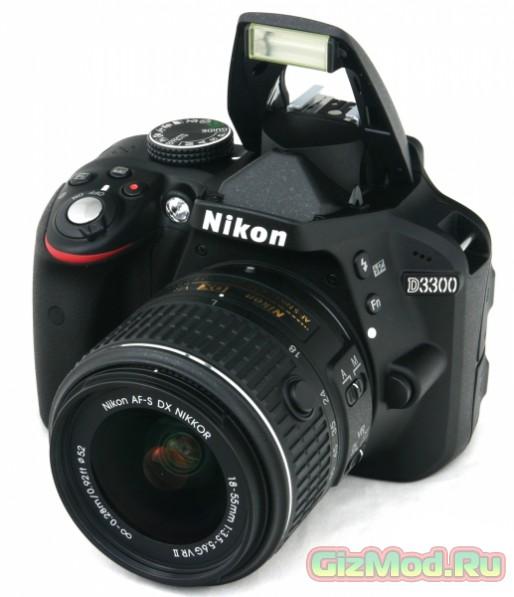 Краткий обзор Nikon D3300 или работа над ошибками