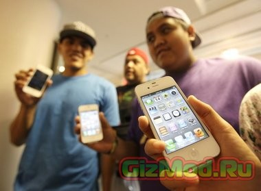 iPhone ��������, ����� ���������� ������