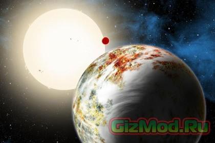 """""""Мегаземля"""" найдена средь космических просторов"""