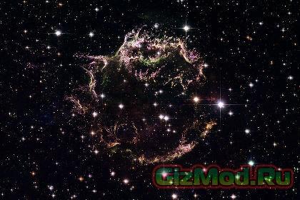 Ученым удалось воспроизвести взрыв мини-сверхновой