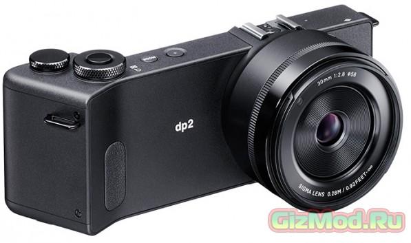 Камера Sigma dp2 Quattro уже в августе за $ 999