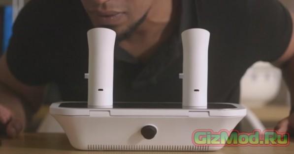 Док-станция oPhone передаст вам пахнущее сообщение