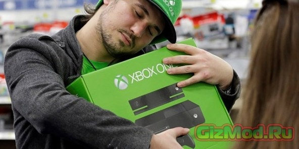 Microsoft определилась с ценой на Xbox One в России